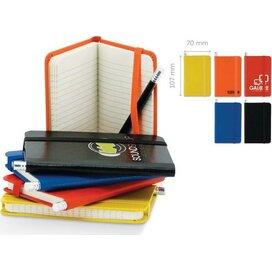 Notitieboek mini en potlood