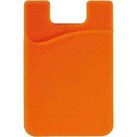Telefoon Kaarthouder Oranje