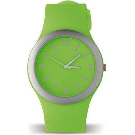 Horloge Charly Licht groen