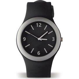 Horloge Charly Zwart