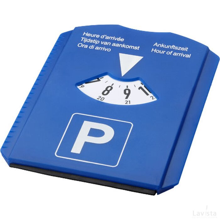 5 in 1 parkeerschijf