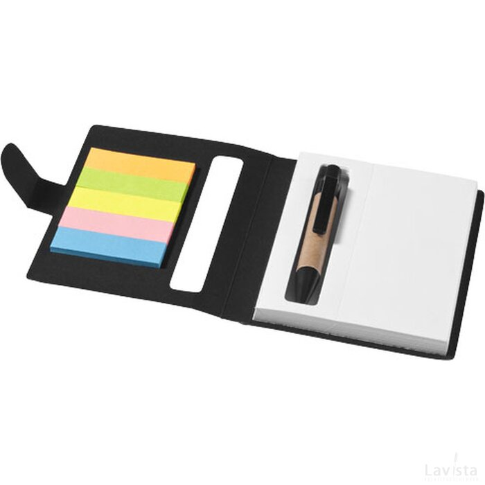 Reveal sticky notes met pen