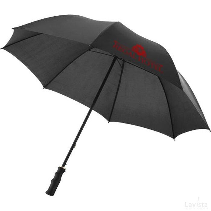 """Barry 23"""" automatische paraplu Zwart"""
