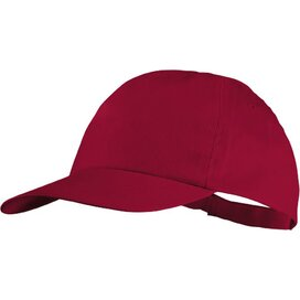 Basic 5 panel katoenen cap