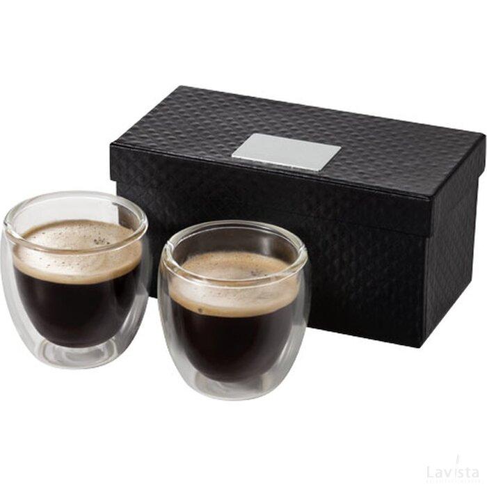 Boda 2 delige espressoset