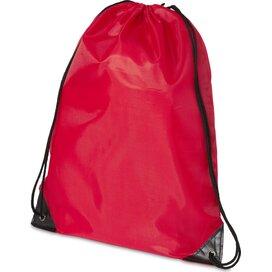 Oriole premium polyester rugzak Rood