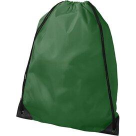 Oriole premium polyester rugzak helder groen