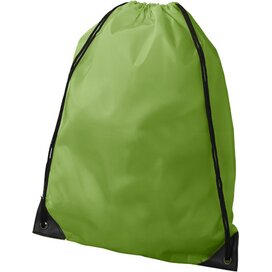 Oriole premium polyester rugzak Lime