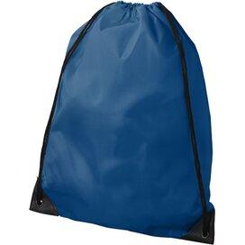 Oriole premium polyester rugzak Process Blue