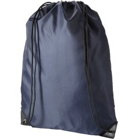 Oriole premium polyester rugzak Navy