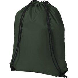Oriole premium polyester rugzak Groen Forest green