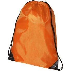 Oriole premium polyester rugzak Oranje