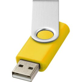 Rotate basic USB 4GB geel