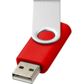 Rotate basic USB 4GB Bright Red