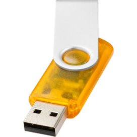 Rotate translucent USB 4GB