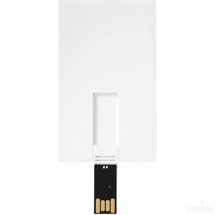 Slim credit card USB 4GB