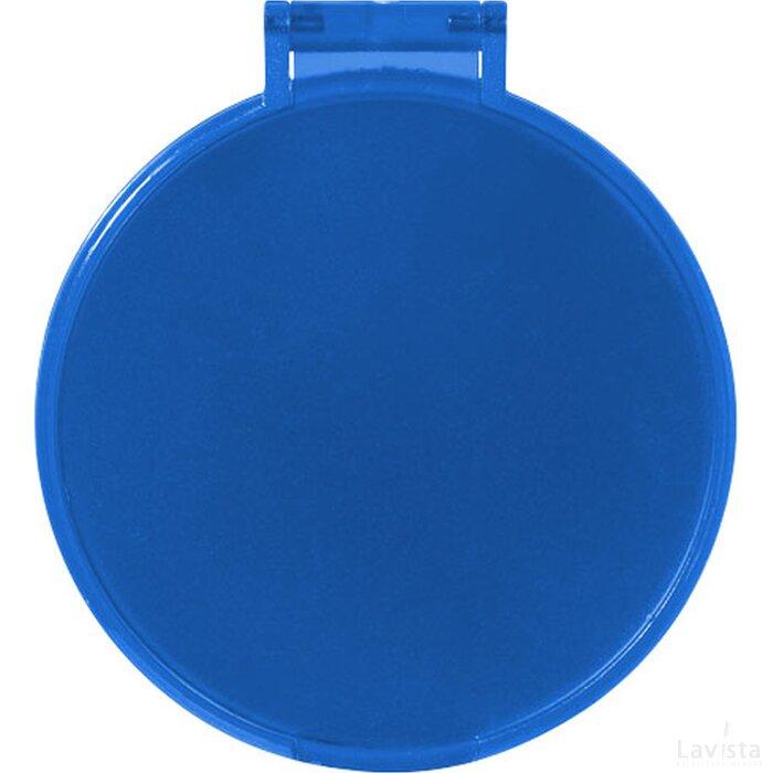 Carmen glamourspiegel Transparant blauw