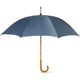 Paraplu met houten handvat Cala Grijs