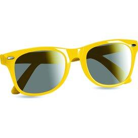 Zonnebril met UV bescherming America Geel