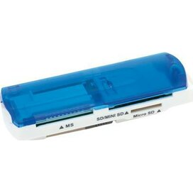 Card Reader Dira Blauw