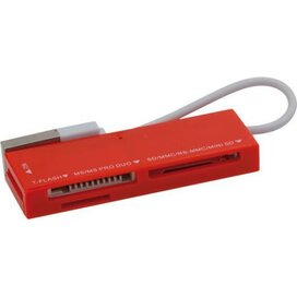 Card Reader Hades Rood