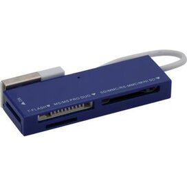 Card Reader Hades Blauw