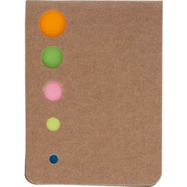 Post-it Set Zinko Naturel