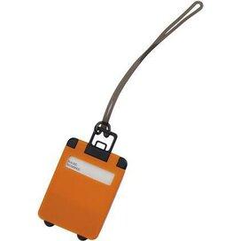 Bagagelabel Cloris Oranje