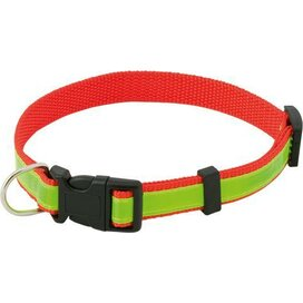 Reflecterende Pet Collar Muttley Rood