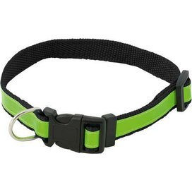 Reflecterende Pet Collar Muttley Zwart