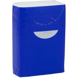 Tissues Custom Blauw