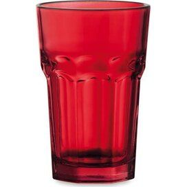 Glass Kisla Rood