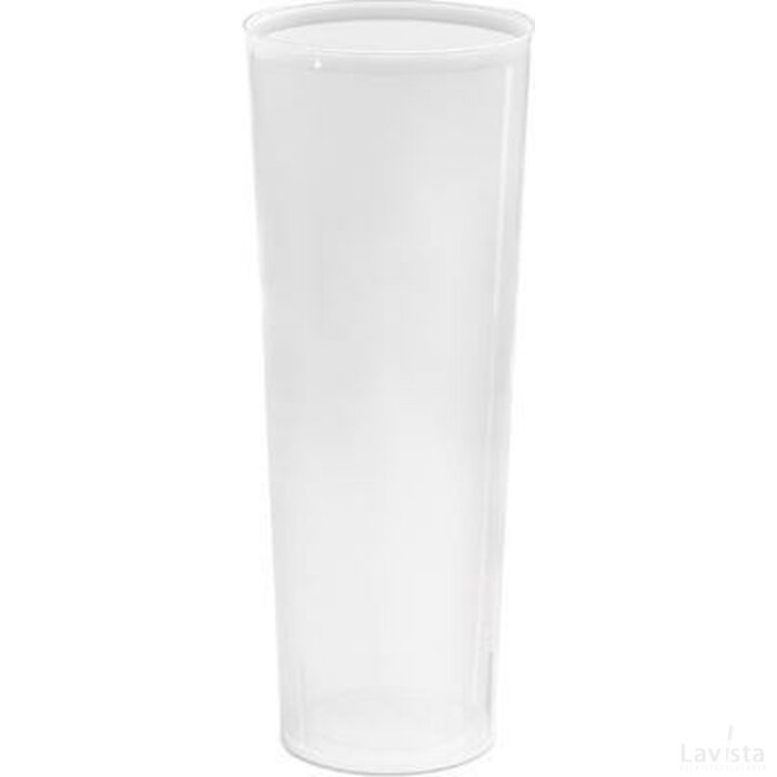 Long Drink Glass Pevic Transparant