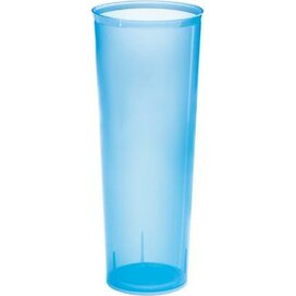 Long Drink Glass Pevic Blauw