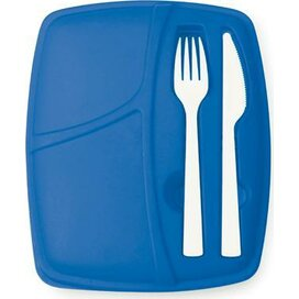 Lunch Box Maynax Blauw