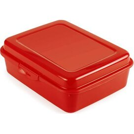 Lunch Box Virky Rood