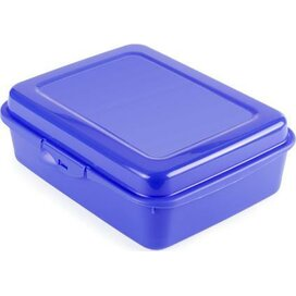 Lunch Box Virky Blauw