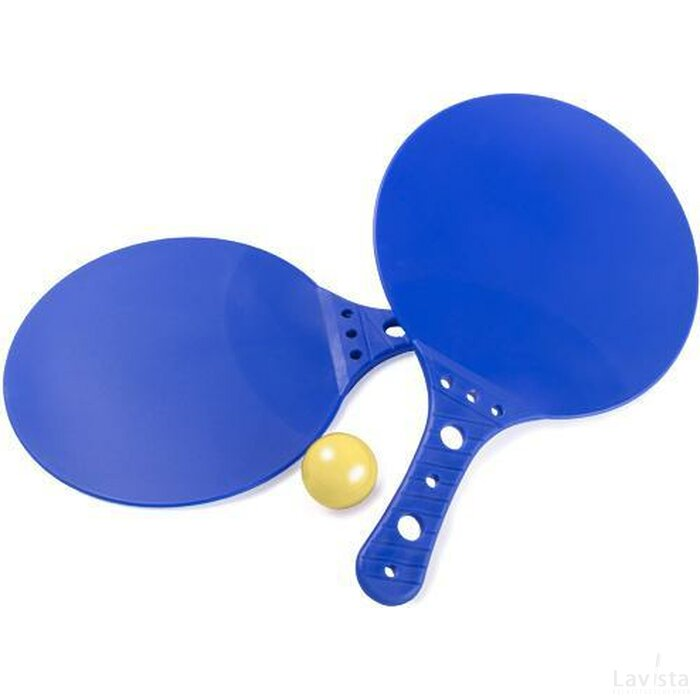 Beach Bal Set Selpik Blauw