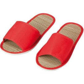 Slippers Dore Rood