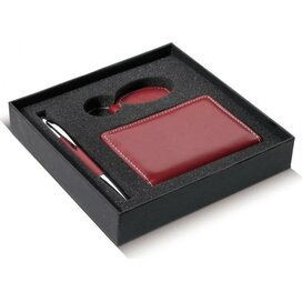Luxe gift set Rood
