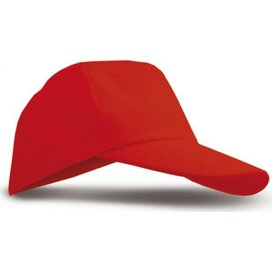 5-Panel Pet Non Woven Rood