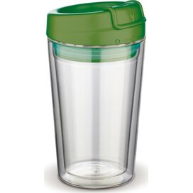 Coffee to go Flavour glas groen
