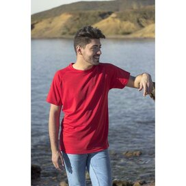 Adult T-shirt Tecnic Plus Rood