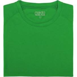 Adult T-shirt Tecnic Plus Groen