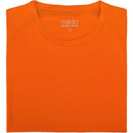 Adult T-shirt Tecnic Plus Oranje