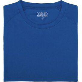 Adult T-shirt Tecnic Plus Blauw