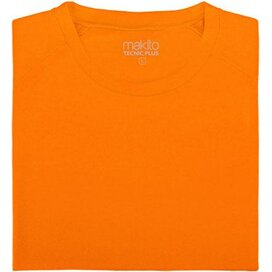Adult T-shirt Tecnic Plus Fluor Oranje