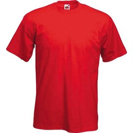Color T-shirt Heavy-t Rood
