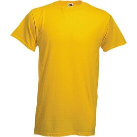 Color T-shirt Heavy-t Geel