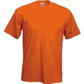 Color T-shirt Heavy-t Oranje